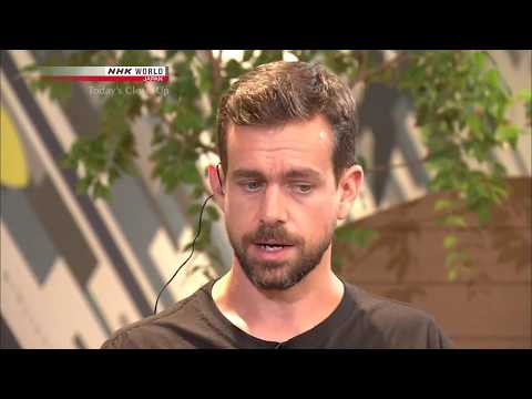 """""""Twitter is not a social network"""", says Twitter CEO Jack Dorsey"""