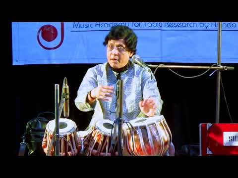 Unforgettable Tabla Solo performance by Pandit Anindo Chatterjee
