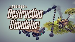 Besiege: Destruction Simulator [v0.08]