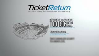 TicketReturn Promotional Video