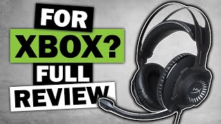 HyperX Revolver S Review Specifically for the Xbox One