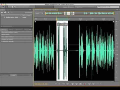 Corso di adobe soundbooth cs4 (tutorial) italiano youtube.