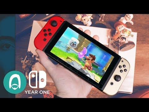 Nintendo Switch 1 Year Later - Still Worth It?