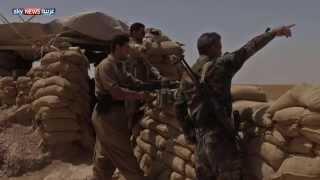 البشمركة: مقتل 13 من داعش بنينوى