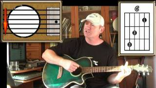 Can't Take My Eyes Off You - Muse - Acoustic Guitar Lesson