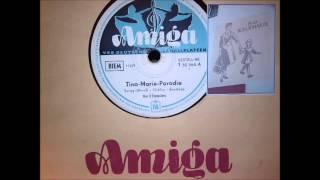 Die drei Travellers:  Tina-Marie Parodie  (Berlin um 1955)