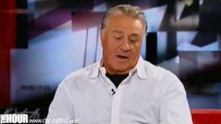 Phil Esposito on The Hour with George Stroumboulopoulos