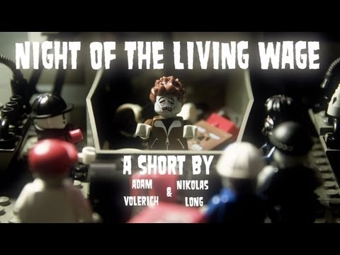 "Pedals On Our Pirate Ships - ""Night of the Living Wage"" HD"