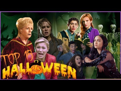 Top 15 Halloween Movies TO WATCH! KID FRIENDLY!