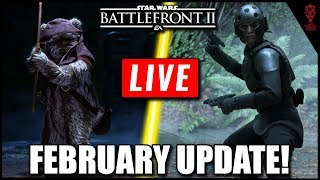 Lets Unlock The New Weapons & Test The New Reinforcements!! Star Wars Battlefront 2 LIVESTREAM!