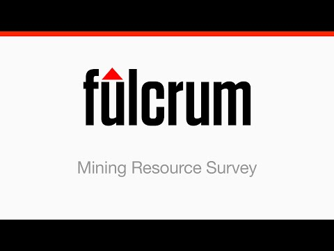 Mining Resource Survey