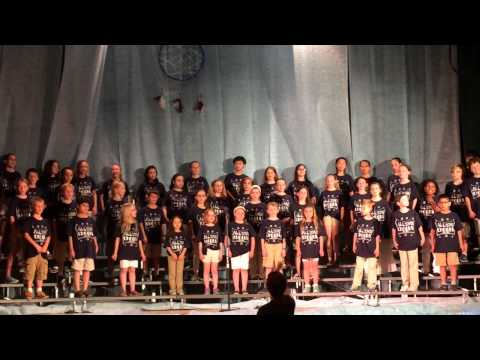 All Town Chorus Select Grs. 3-5, 6 Muraco Elementary School Clip 2