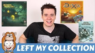Games That Have Left My Collection - Episode 1