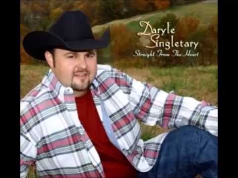 Daryle Singletary - Jesus And Bartenders