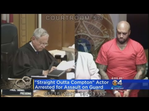 Actor Who Played Suge Knight In 'Straight Outta Compton' Arrested In Sunny Isles