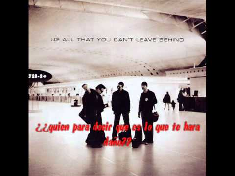 U2 - Kite (Subtitulos en Español)