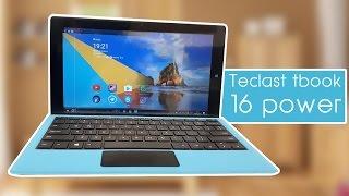 Teclast Tbook 16 Power, la tablet 2 en 1 más BESTIA con 8GB RAM | REVIEW