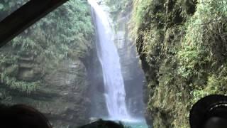 瑞龍瀑布 Waterfalls 瑞龍吊橋,竹山茶園Tea Plantation-南投 Taiwan, Full HD 1080p