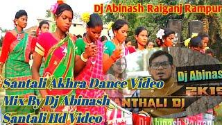 Santali  HD !! Handi Powro Dance  Song //Mix By Dj Abinash Raiganj Rampur Uttar Dinajpur