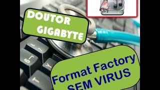 Aprenda baixar e instalar o Format Factory sem virus e sem baidu