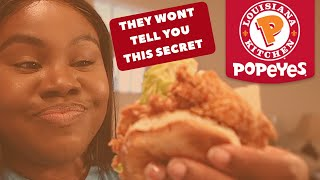 POPEYES CHICKEN SANDWICH is BACK! FULL RECIPE! Easy and DELICIOUS!