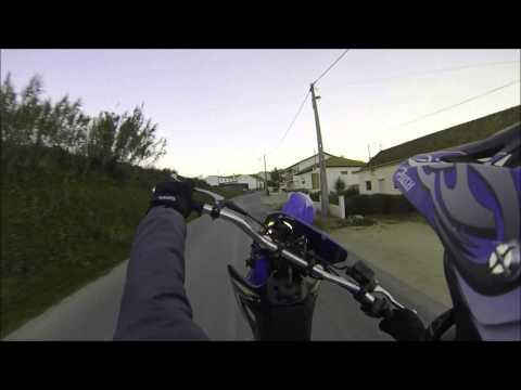 GoPro   Wheelies AJP 125 PR4