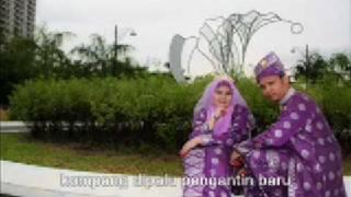 Izam Eye & Waheeda - Kompang Dipalu