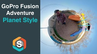 GoPro Fusion Adventure - Planet Style