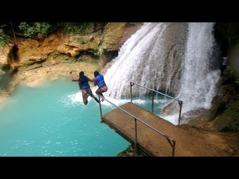 Before Dream Weekend Jamaica Vlog Part 1 of 3: Tubing,Dunn's River& Bluehole