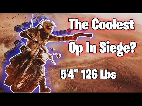 The Most Fearless Op in Siege MOZZIE Lore Video! (Tom Clancy's Rainbow Six Siege Lore) |