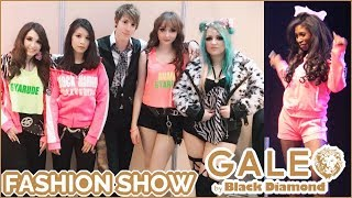 「Fashion Show」GALEO at Japan Touch (02/12/2017) ~Gyaru:Kurogal~
