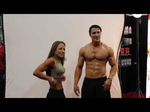 Greg Plitt Photo shoot