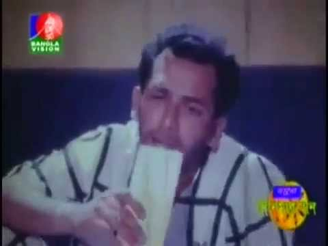 Bangla movie song Salman Shah Chithi elo jail khanate Sotter Mrittu Nei