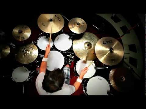 Cobus  Die Heuwels Fantasties ft JR, HHP and SGC   Our Heritage (Drum Cover)