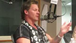 Chris Jericho on FOZZY