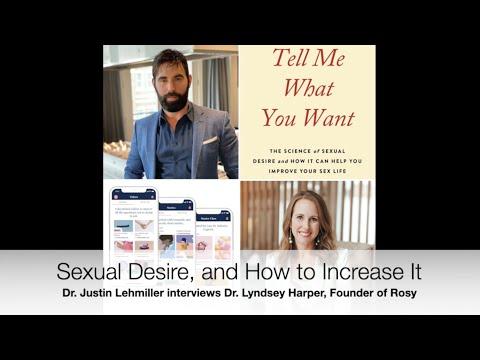 Sex and Psychology Podcast Episode 7: Sexual Desire, and How to Increase It