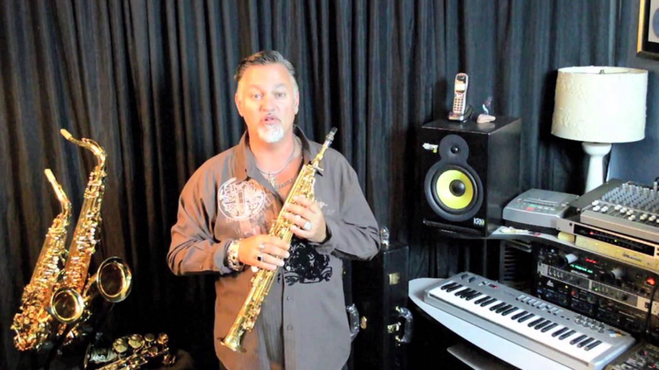 Yamaha yss 875ex custom soprano saxophone video review for Yamaha yss 875ex