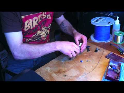 Boutique DIY guitar effects pedal build construction - Dazatronyx