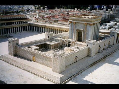 2017 Jubilee Possible Temple Restoration: Full video links in description