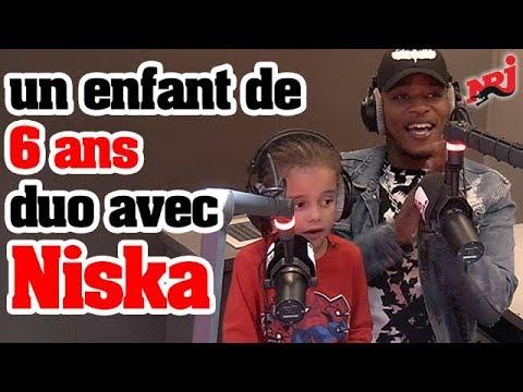 Niska fait un duo avec un enfant de 6 ans ! - Guillaume Radio sur NRJ