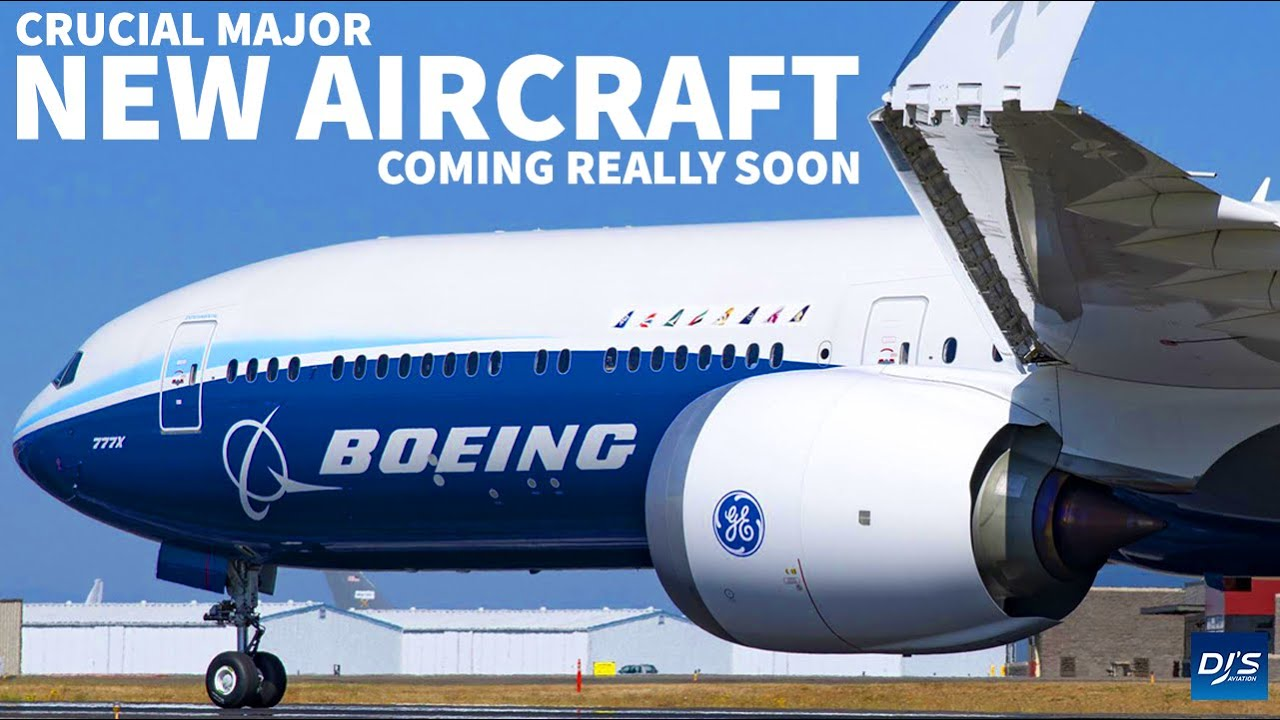 New Aircraft Launch Soon?