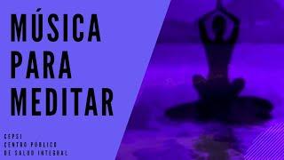 ♫ 5 HORAS DE MUSICA PARA RELAJARSE MEDITAR DORMIR DESCANSAR . MAR MORADO RELAJADO ♫