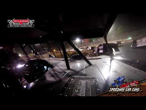 #K3 Bub McCool - Super - 4-27-19 Talladega Short Track - In Car Camera