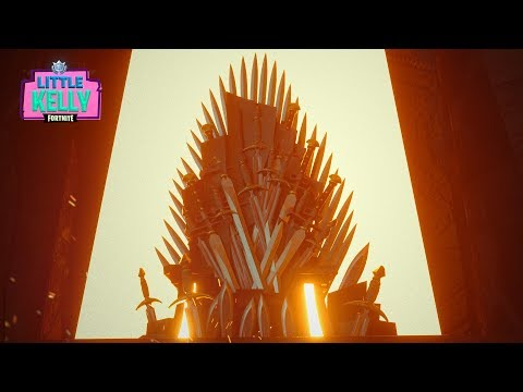 WHO WILL SIT ON THE FIRE THRONE ? | Fortnite Short Film