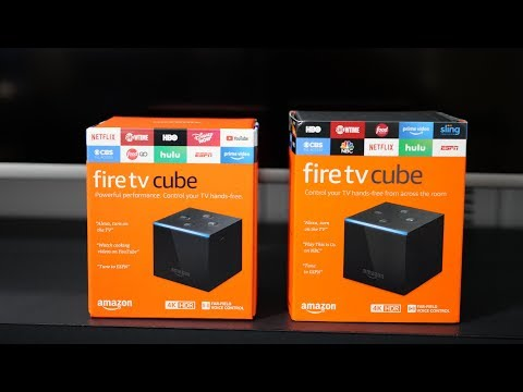 New Amazon Fire TV Cube 2020 Unboxing And Overview | Mchanga