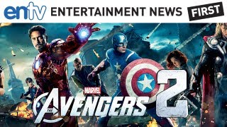 Avengers 2 Release Date Set May 2015: ENTV