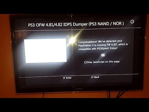 PS3 OFW 4.81/4.82 IDPS Dumper (PS3 NAND / NOR ) - Fat/Slim/Super Slim
