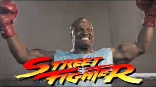 Street Fighter - Balrog: Behind the Glory
