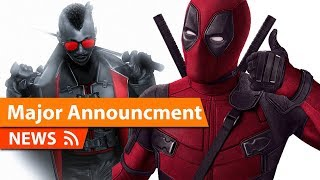 Major MCU Deadpool Announcement is imminent - Deadpool X-Men & Mutants MCU News