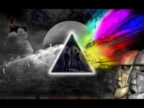 Pink Floyd-Shine On The Dark Side of The Moon (Neptune Project's Out There With Pluto mix)
